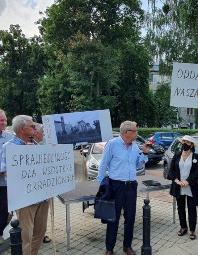 Przemawia senator Jerzy Fedorowicz (KO)